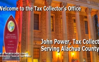 Alachua County Tax Collector Customer Satisfaction
