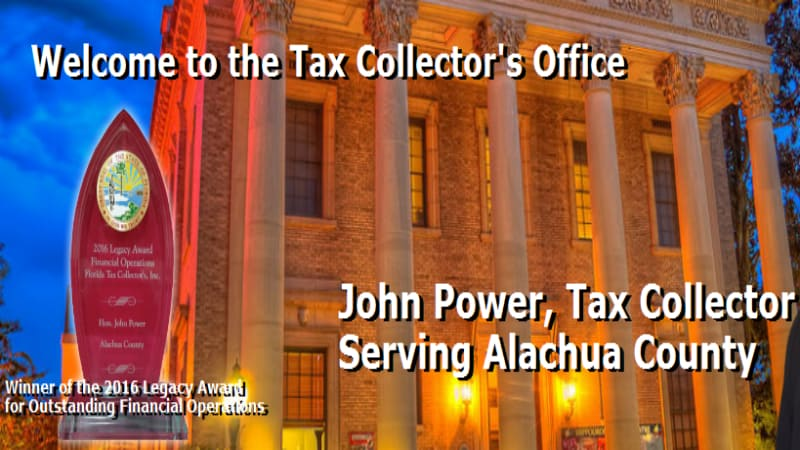 Alachua County Tax Collector Customer Satisfaction