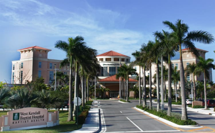 West Kendall Baptist Hospital