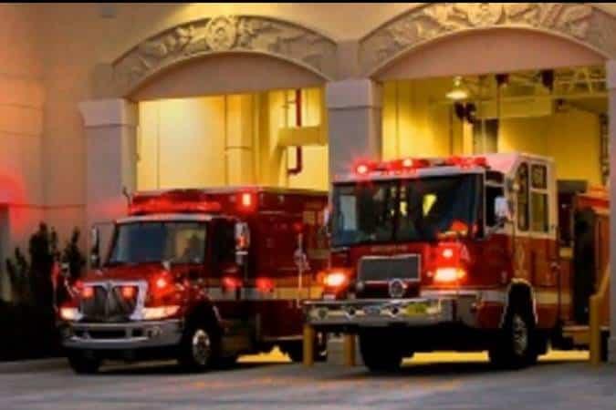 Broward Fire Rescue EMS Patient Satisfaction